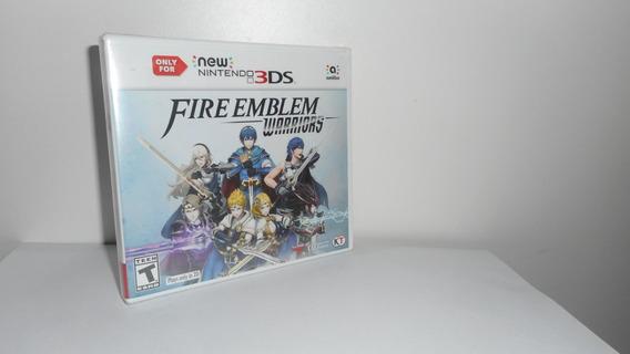 Fire Emblem Warriors Nintendo 3ds Mídia Física Novo Lacrado