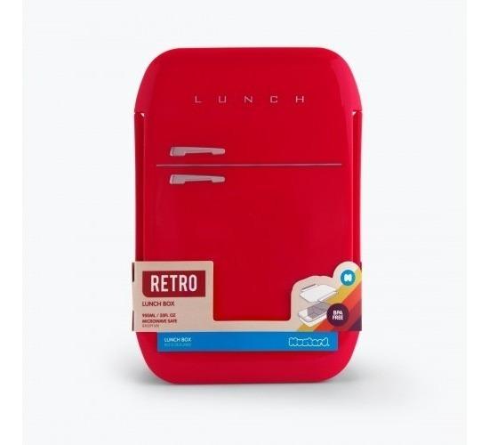 Lonchera Refrigerador Retro