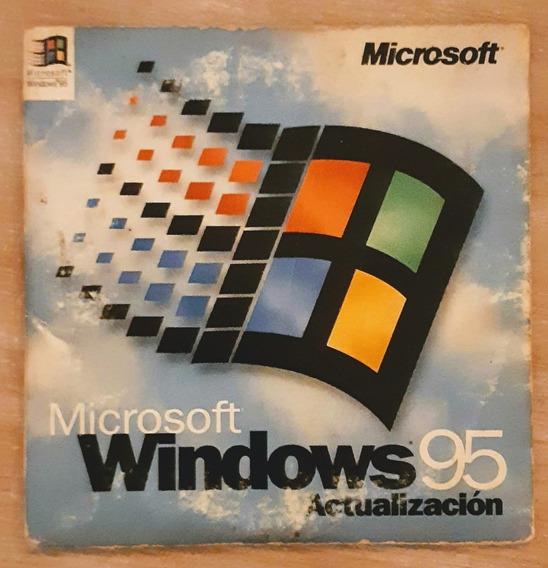 Cd Instalación Windows 95 Original
