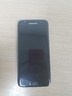 Samsung S7 Edge - 32gb - Preto - Usado Em Ótimo Estado.