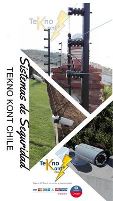 Instalacion De Cerco Electrico, Camaras De Seguridad, Alarma
