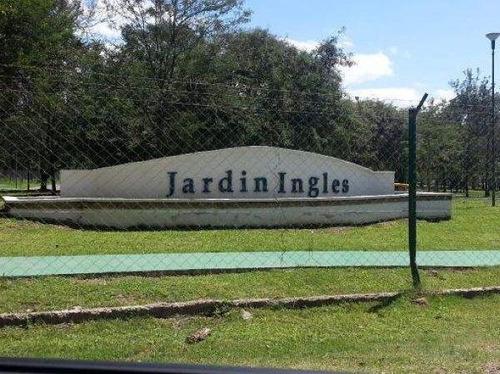 Lote En Venta En Valle Escondido - Jardín Inglés 1700 M2