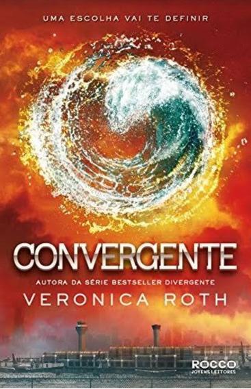 Livro Convergente Uma Escolha Vai Te Definir - Livro 3