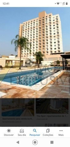Imagem 1 de 3 de Apartamento, Iguatemi, Ribeirão Preto - 565-v
