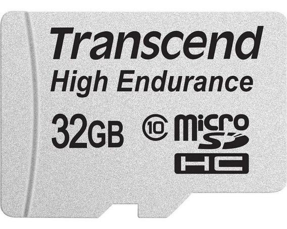 Memória Transcend Microsdhc 32gb Classe 10 High Endurance
