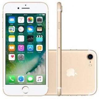 iPhone 7 32 Gb Ouro Produto Novo