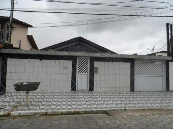 Casa Com 1 Dormitório À Venda - Vila Guilhermina - Praia Grande/sp - Ca0241