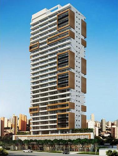 Apartamento À Venda No Bairro Vila Nova Conceição - São Paulo/sp - O-1539-5815