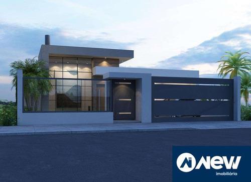 Imagem 1 de 4 de Casa À Venda | 192 M² Por R$ 1.280.000 - Guarani - Novo Hamburgo/rs - Ca4010