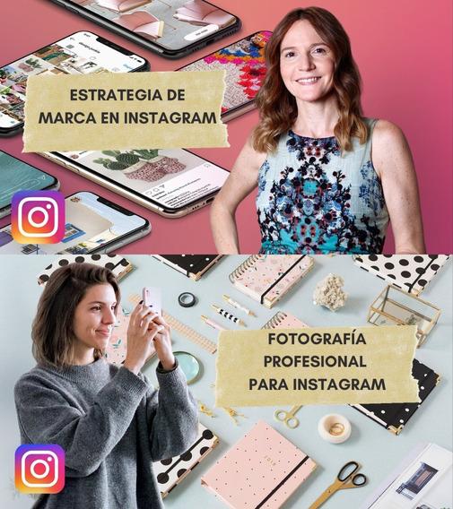 Pack Cursos Instagram - Fotografía Y Estrategia De Marca