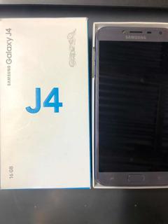 Samsung J4 Galaxy 16gb Liberado Vendo O Permuto