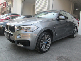 Bmw X6 M Sport 6cil Impecable 2017