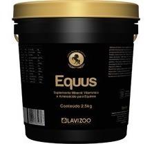 Suplemento Vitaminico Mineral Amino Equus Sport 2.5 Kg