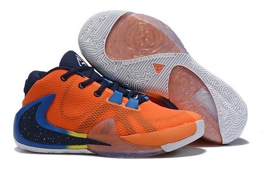 Tenis Nike Freak 1 Antetokounmpo Varias Cores Frete Gratis