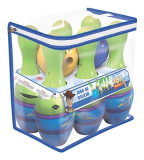 Brinquedo Jogo De Boliche Disney Toy Story 4 Da Lider 641