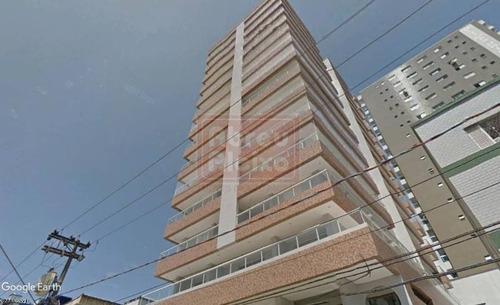 Praia Grande - Bairro Canto Do Forte - Apt Novo, Com 2 Dorms (1 Suite), Área Útil 85,51 M² + 02 Vagas De Garagem. - 998