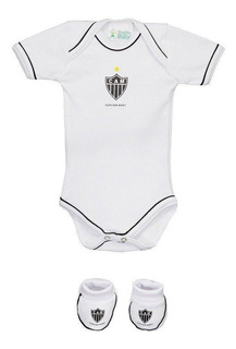 Kit Body Atlético Mineiro