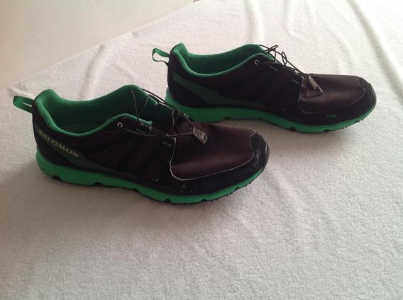 Zapatos Deportivos Salomon - Columbia