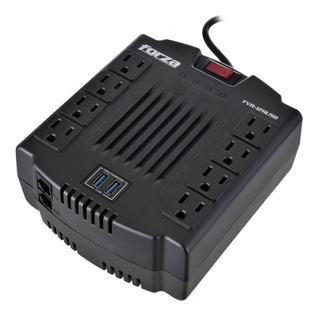 Regulador De Voltaje Automático Forza Fvr 1211b 1200va/600w
