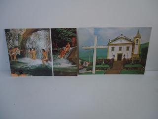 Cartão Postal - Ilhabela (são Paulo) 2 Cartões