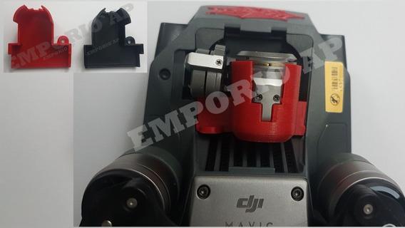 Trava Proteção Da Camera Gimbal Mavic Pro Dji Suporte Drone