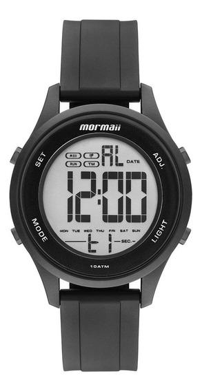 Relógio Digital Mormaii Wave Preto Mo6200/8p