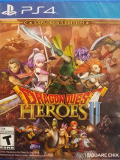 Dragon Quest Heroes 2 Ii Explorer