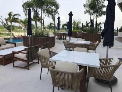 Departamento En Venta Con Vista Al Mar, Ubicado En Lujosa Zona De Cancún, Mod. N-6i Allure