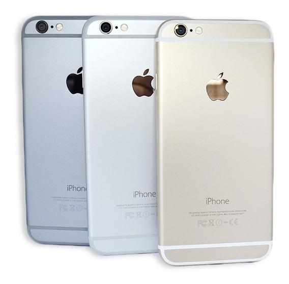 Celular iPhone 6 16gb Libre Desbloqueado + Cargador + Mica