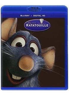Blu-ray : Ratatouille (repackaged, Dubbed, , Digital The...
