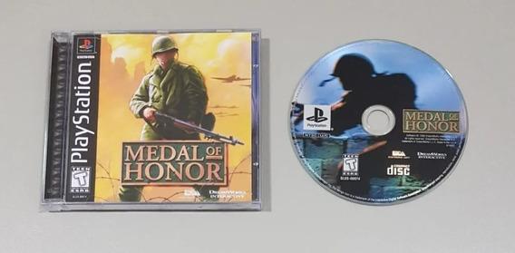 Ps1 - Medal Of Honor 1 - Em Português - Patch