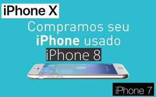 iPhone 7 8 X Retirada De Peças Defeito Inativo