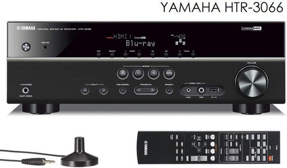 Receiver Yamaha Htr 3066