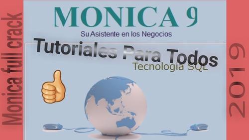 Monica V9 El Sistema Administrativo Y Contable Más Completo