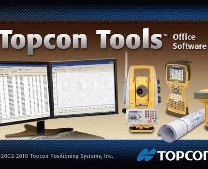 Topcon Tools 32 Bits