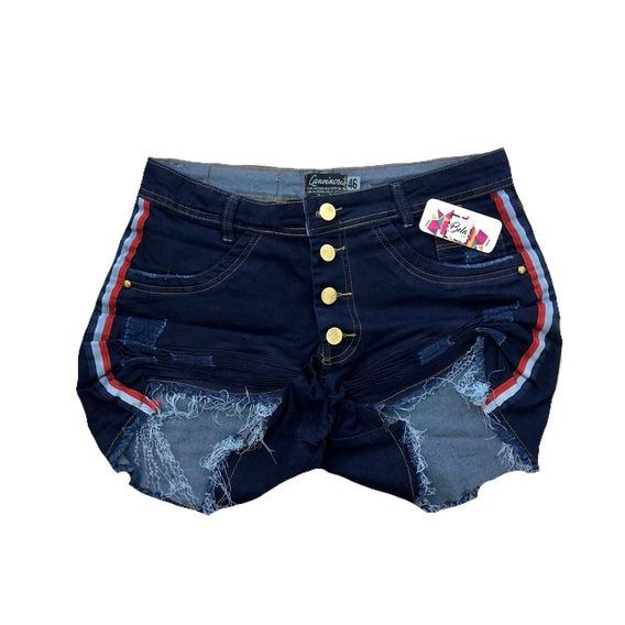 Short Jeans Plus Size Roupas Femininas Plus