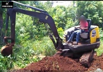 Mini-escavadeira Volvo Ec35c Ref.184657