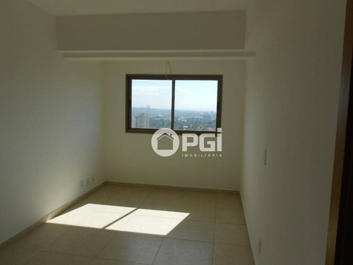 Imagem 1 de 30 de Apartamento Com 1 Dormitório À Venda, 84 M² Por R$ 415.000 - Residencial Flórida - Ribeirão Preto/sp - Ap4830