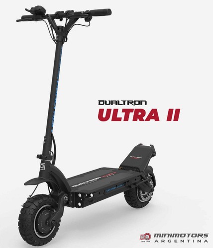 Monopatin Electrico Minimotors Dualtron Ultra 2 72v 35ah