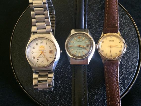 Lote 3 Relógio De Pulso Feminino