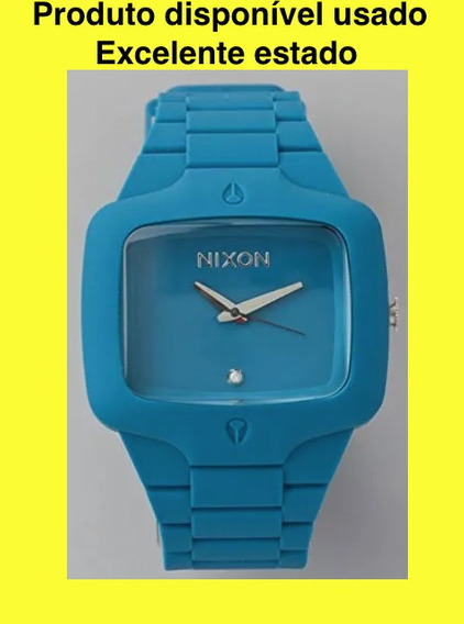 Nixon Rubber Player Oversized * Excelente Estado *