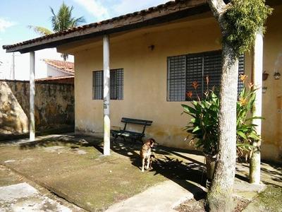 Casa Boa E Barata, Lado Praia, 2 Quartos, Docs Ok, Lote 307m