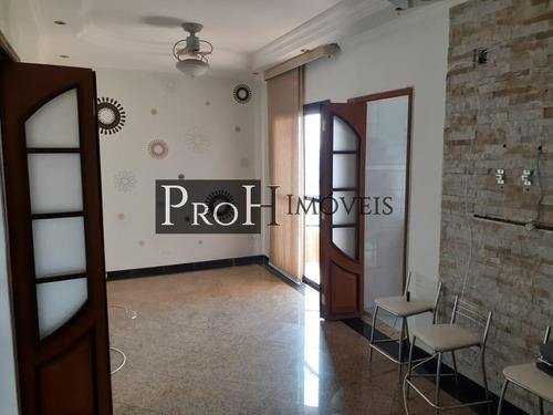 Imagem 1 de 15 de Apartamento Para Venda Em Santo André, Vila Scarpelli, 3 Dormitórios, 1 Suíte, 2 Banheiros, 1 Vaga - Edtopadea