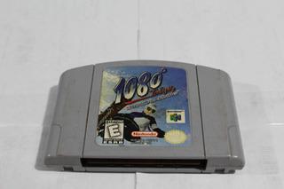 Juego Para Nintendo 64 N64 1080 Snowboarding