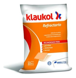 Klaukol Refractario Bolsa Por 10kg, Materiales Maipú