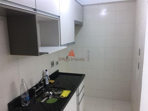 Apartamento Novo-mobiliado-pronto Para Morar - Jardim Arizii - 75
