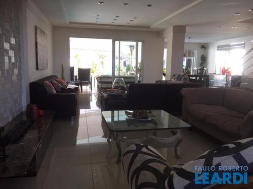 Imagem 1 de 12 de Casa Em Condomínio - Alphaville Residencial Dois - Sp - 621575