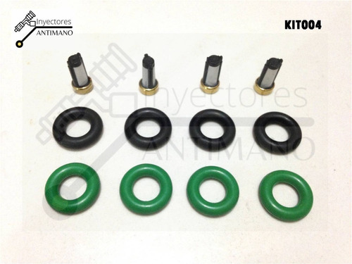 Kit Limpieza De Inyectores Twingo , Kangoo, Clio X 2und