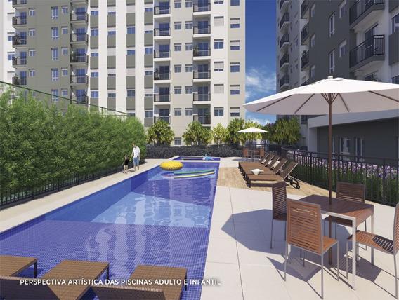 Apartamento 2 Dormitórios A Venda Na Mooca Varanda Lazer Top