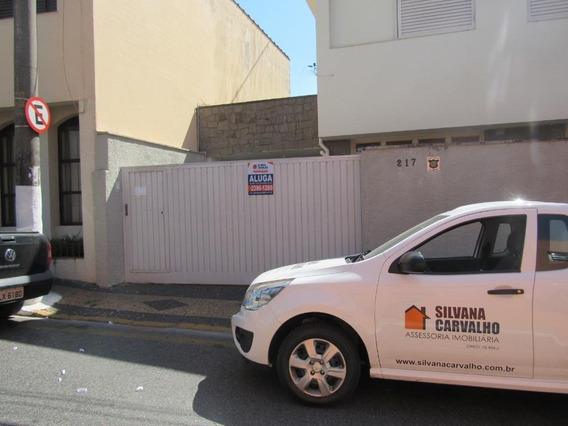 Casa Comercial À Venda, 2 Vagas, Centro - Itu/sp - 16568